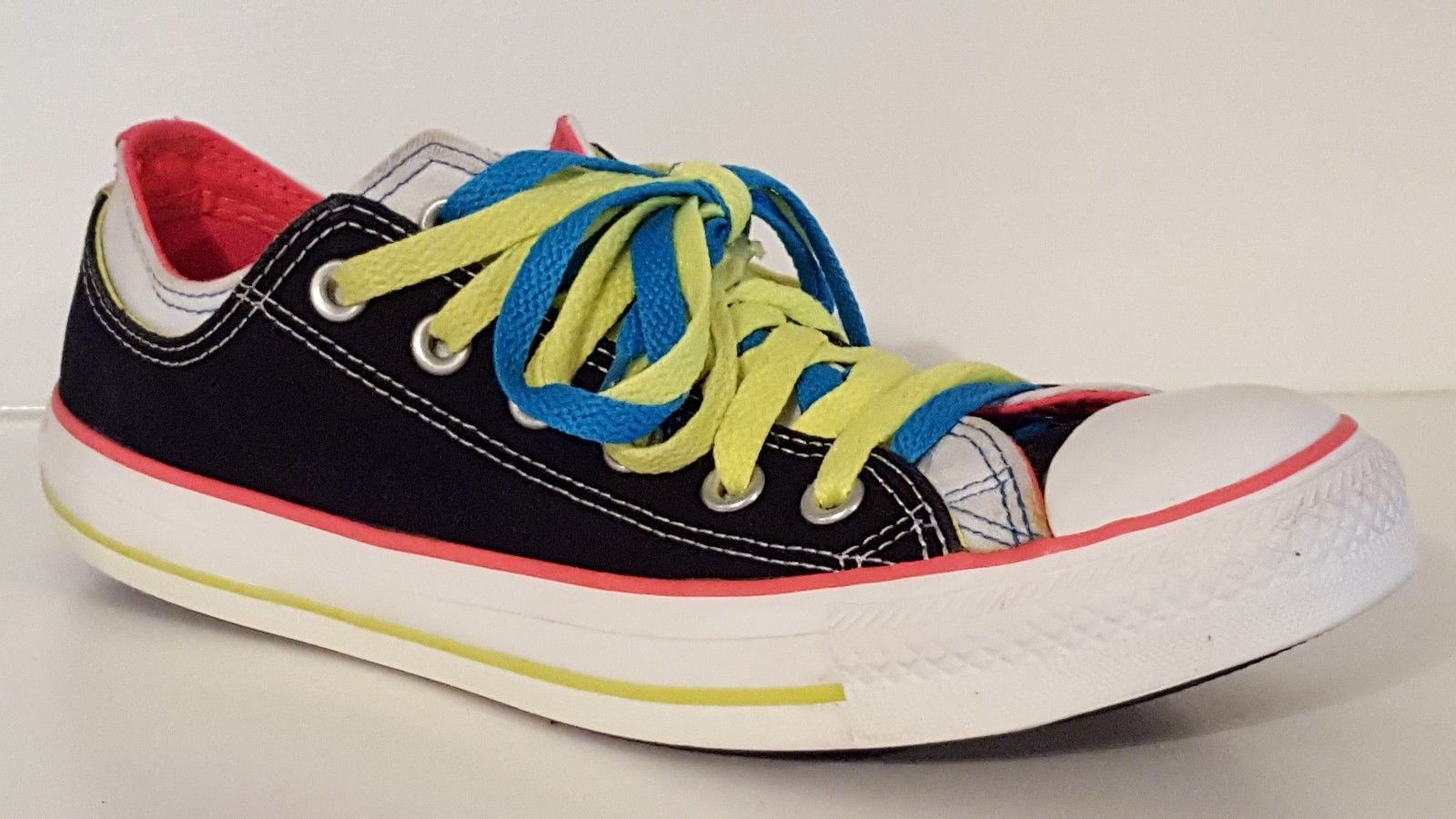 9f6e0dfe1a6f CONVERSE ALL STAR 115520F Neon Colors Low and 50 similar items. S l1600