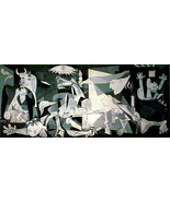 PICASSO 1955 LITHOGRAPH +COA, £ RARE ART € Pablo Picasso best ever work ... - $249.00