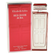Red Door Aura by Elizabeth Arden Eau De Toilette Spray 3.4 oz - $32.95