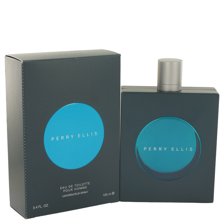 Perry Ellis Pour Homme by Perry Ellis Eau De Toilette Spray 3.4 oz