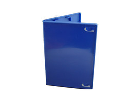 1 x Replacement PS2 Blue Game Cases / Boxes *Grade B* UK Stock Free P&P  - $2.47