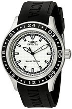 "Invicta Men's 15223 ""Specialty"" Black Stainless Steel and Polyurethane Watch - $99.95"