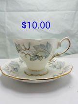 Royal Albert bone china England Silver Maple - $10.00