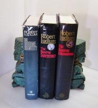 Bourne Trilogy 3 books Robert Ludlum, Identity, Supremacy, Ultimatum - $15.00