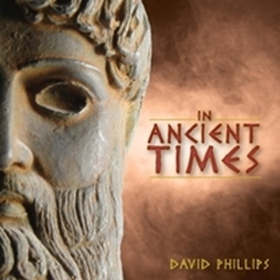 Vinyl lp   in ancient times   instrumental   by david phillips