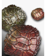 Turtle Shell Extra Large Glass Bowl - $90.00