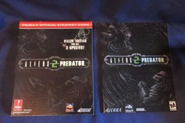 Prima Strategy Guide, Aliens versus Predator 2 plus Sierra Inst. Guide - $10.70