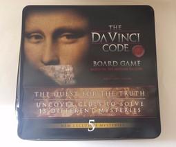 The Divinci Code Board Game - $15.83