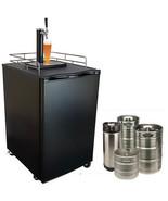 Beer Dispenser and Refrigerator Beverage Dispensers Cooler Man Cave Appl... - $765.77