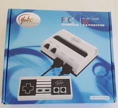25 NEW Black & White Yobo Fc Video Game System to play NES 8 Bit Nintendo Games - $525.00