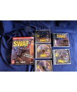 Police Quest Swat and Swat Disks (5), plus Prima's Strategy Guide, Free ... - $13.40