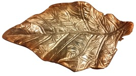 Decorative Metallic Leaf - Bronze and Silver - $16.00