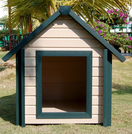 Primary image for Large Dog House Bunkhouse New Age Pet ecoChoice