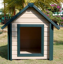 Large Dog House Bunkhouse New Age Pet ecoChoice - $169.00