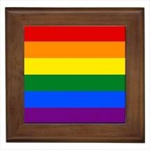 Gay Pride Wall Tile Art (Home Decor) - $12.64