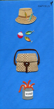 """Greeting Card """"Fishing"""" Themed Father's Day Card - $7.95"""