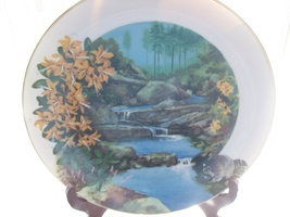 "Royal Windsor Collector Plate ""Wild flowers of ... - $18.00"