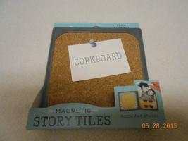 NEW HALLMARK MAGNETIC STORY TILES CORK BOARD CL... - $5.93