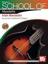 School of Mandolin/Irish Mandolin.Book w/CD Set NOS - $17.99