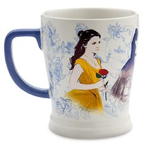 Disney Store Beauty and the Beast Mug Live Action Film Princess Belle 2017 - €62,79 EUR