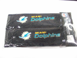 NIP NFL 2 PACK SEAT BELT PADS - MIAMI DOLPHINS - €8,83 EUR