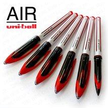 Uni-Ball AIR - 0.7mm Medium Rollerball - Box of 12 - Red - UBA-188-L - $23.19