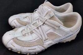 Skechers 21511 Womens Sz 7 Athletic Biking Running Training Sneakers Sho... - £15.49 GBP