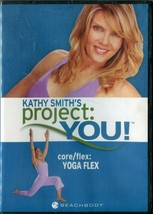 KATHY SMITH'S PROJECT: YOU! Core/flex: Yoga Flex DVD -- NEW by Beachbody - $3.46