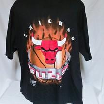 2444e712e39d VTG Magic Johnson Ts T Shirt Chicago Bulls NBA Champions Michael Jordan ...  -