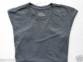 Sonoma Life + Style Men Short Sleeve Weekend Tee Charcoal Heather S MSRP $20 - $9.06