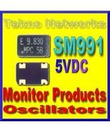 9.8304Mhz SMD Oscliators USA Seller +tracking L... - $1.49