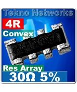 KOA - 30 Ohm 5% SMD Resistor Network / Array  -... - $0.90