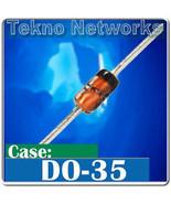 NEC - BZX55C27 27V 500mW DO-35 Zener Diodes - 5... - $1.49