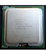Intel Pentium D805 2.66GHz 2MB 533MHz Socket 77... - $4.50