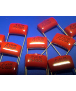 0.47uF 470nF 250V Red Polyester Capacitors 474 ... - $1.13