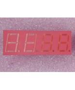 "4 Digits 7 Segment Display  0.56"" Red Common ca... - $0.90"