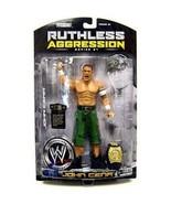 John Cena WWE Ruthless Aggression Series 27 Figure WWF NIB Championship ... - $44.54