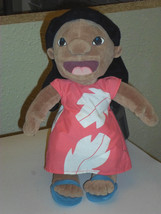 Disney Lilo & Stitch Plush Lilo Doll - $14.99