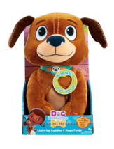 Disney Doc Mcstuffins Light Up Cuddles & Hugs Findo Plush Stuffed Animal - $29.99