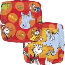Cat in The Hat Dr Seuss Party Mylar Foil Balloon Decoration Favor 3PC - ... - $9.85