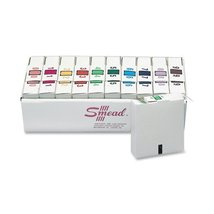Smead BCCRN BarStyle ColorCoded Numeric Label 09 Roll Assorted Colors 67... - $110.48