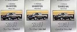 2007 Dodge Dakota Truck Service Repair Shop Workshop Manual Set OEM Factory - $89.00