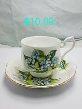 Royal Albert cup and saucer bone china Stunning - $10.00