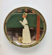 Norman Rockwell a Mother's Welcome Plate by Norman Rockwell Collector's ... - $19.80