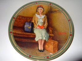 Collector Plates Norman Rockwell - $24.75