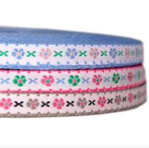 10yards embroidery ethnic jacquard webbing woven tape lace ribbon 1.2cm ... - $10.00