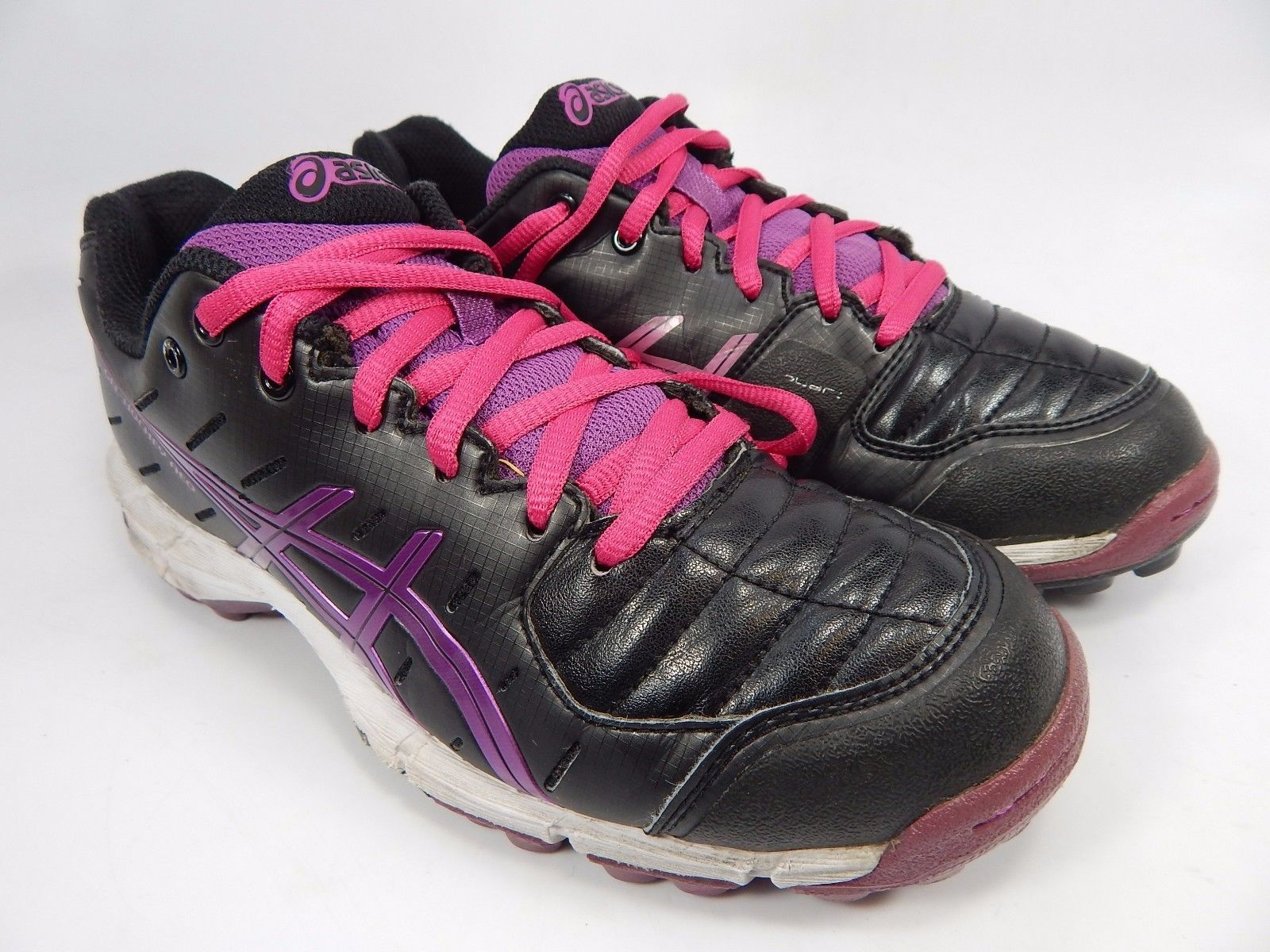 Asics Gel Hockey Neo Women's Cross Country Shoes Size US 6 M (B) EU 37 P450Y