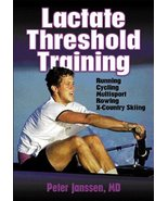 Lactate Threshold Training [May 31, 2001] Janssen, Peter - $10.89