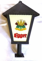 Egger Unterradlberg Austrian Advertising Lamp - $89.95