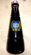 Streck Brau Ostheim Giant 2L lidded German Beer Bottle Growler - $49.50